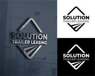Solution Trailer Leasing Logo - Entry #62