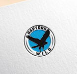 Raptors Wild Logo - Entry #164