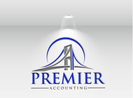 Premier Accounting Logo - Entry #280