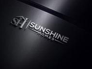 Sunshine Homes Logo - Entry #371
