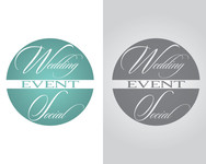 Wedding Event Social Logo - Entry #70