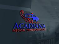 Acadiana Medical Transportation Logo - Entry #138