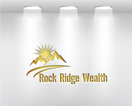 Rock Ridge Wealth Logo - Entry #197