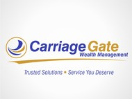 Carriage Gate Wealth Management Logo - Entry #142