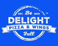 DELIGHT Pizza & Wings  Logo - Entry #55