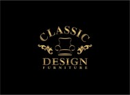 classic design furniture Logo - Entry #65
