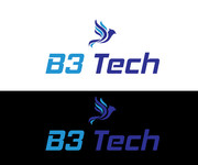 B3 Tech Logo - Entry #146