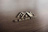 RI Building Corp Logo - Entry #15