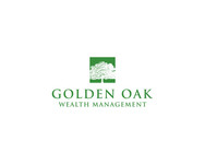 Golden Oak Wealth Management Logo - Entry #105