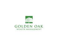Golden Oak Wealth Management Logo - Entry #105