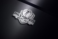 Phil's Fighters Logo - Entry #24