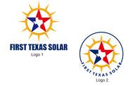 First Texas Solar Logo - Entry #6