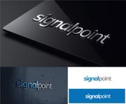 SignalPoint Logo - Entry #141