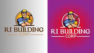 RI Building Corp Logo - Entry #90