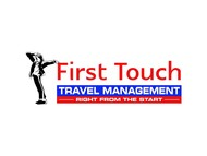 First Touch Travel Management Logo - Entry #5
