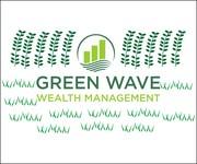 Green Wave Wealth Management Logo - Entry #390