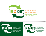 In & Out Foods and Logistics LLC Logo - Entry #18