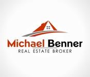 Michael Benner, Real Estate Broker Logo - Entry #130