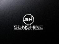 Sunshine Homes Logo - Entry #439