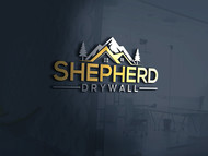 Shepherd Drywall Logo - Entry #199