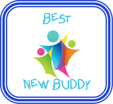 Best New Buddy  Logo - Entry #65