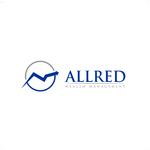 ALLRED WEALTH MANAGEMENT Logo - Entry #295