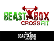 BEAST box CrossFit Logo - Entry #38
