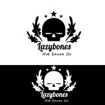 Lazybones Hot Sauce Co Logo - Entry #119