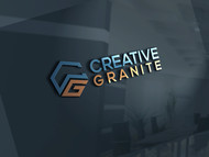 Creative Granite Logo - Entry #77