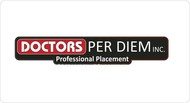 Doctors per Diem Inc Logo - Entry #46