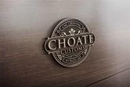 Choate Customs Logo - Entry #466