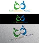 Next Generation Wireless Logo - Entry #86