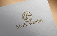MGK Wealth Logo - Entry #139