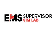 EMS Supervisor Sim Lab Logo - Entry #143