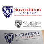 North Henry Academy Logo - Entry #41