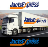 Jacts Express Trucking Logo - Entry #30