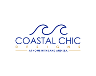 Coastal Chic Designs Logo - Entry #86