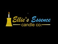 ellie's essence candle co. Logo - Entry #22
