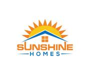 Sunshine Homes Logo - Entry #49