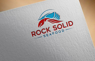 Rock Solid Seafood Logo - Entry #92