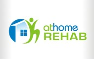 At Home Rehab Logo - Entry #63