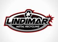 Lindimar Metal Recycling Logo - Entry #63
