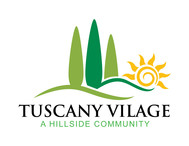 Tuscany Village Logo - Entry #121