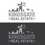 Kingsgate Real Estate Logo - Entry #65
