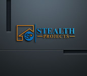 Stealth Projects Logo - Entry #356