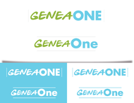 GeneaOne Logo - Entry #2