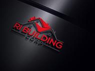 RI Building Corp Logo - Entry #381