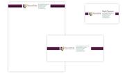 Business Card, Letterhead & Envelope Logo - Entry #20