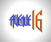 Avenue 16 Logo - Entry #19