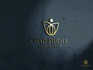 Chad Studier Insurance Logo - Entry #6